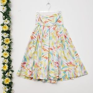 Maeve Santa Luzia Kaleidoscope Pastel Dress 2